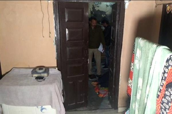 government teacher committed suicide at home