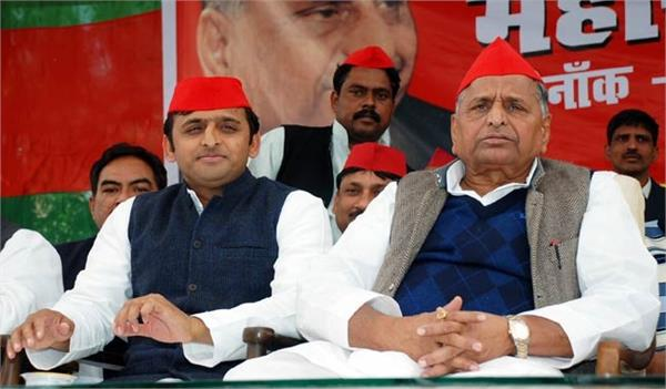 sp chief looking for reasons for defeat polls and polling agents meet