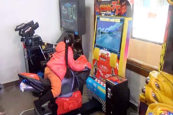 new gaming zone open to children in tourism town dalhousie