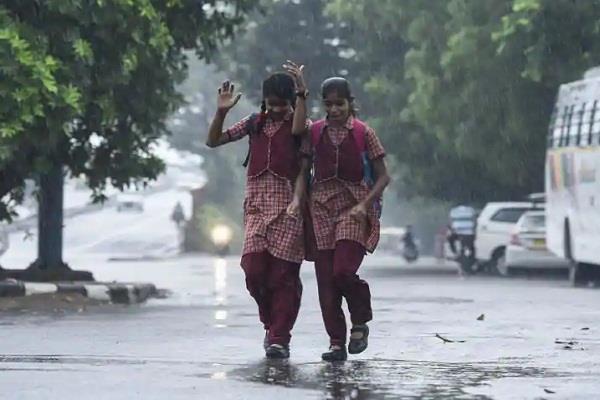 haryana weather report news