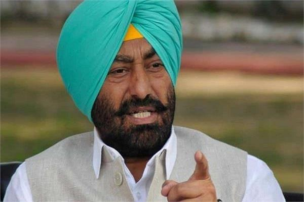 politics started on air strikes after sidhu khaira hoisted the bjp