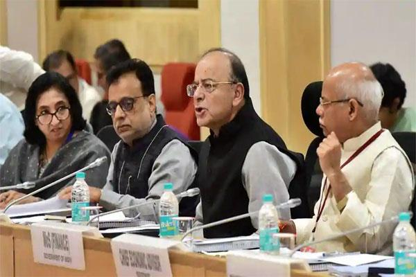 election commission s permission to meet on march 19 of gst council