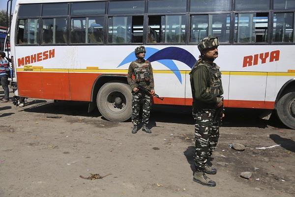jammu grenade attack hizbul commander yasir javid bhat arrested