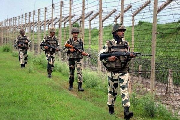 bsf arrests pakistani citizen near international border in gujarat