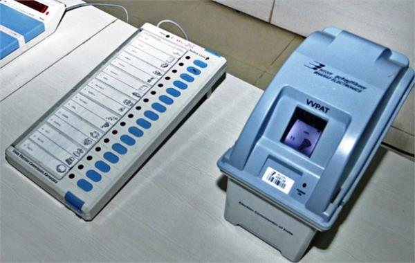 lok sabha election confirmation of vote in vv pat machine in 7 sec