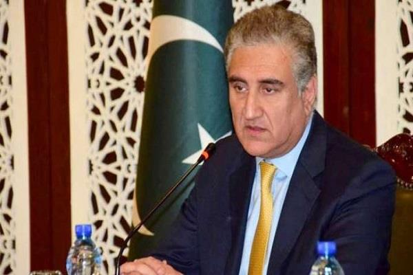 pakistan says peace impossible with india till the kashmir issue is resolved