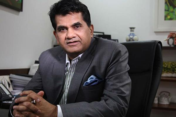 revolution in country s retail sector from e commerce amitabh kant