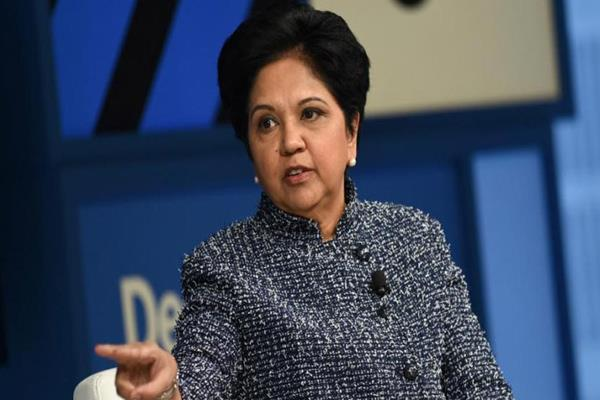 india does have huge potential real question is speed of growth nooyi
