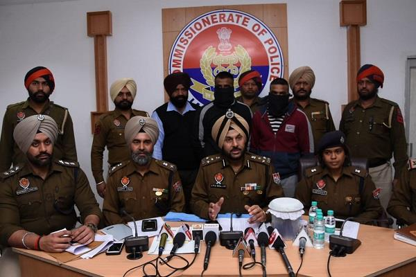police arrest 2 accused in jassa massacre