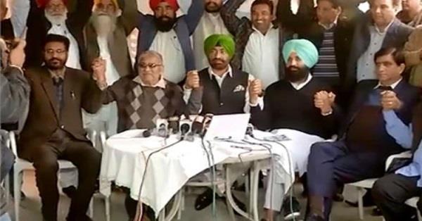 lok sabha elections punjab democratic alliance declares candidates