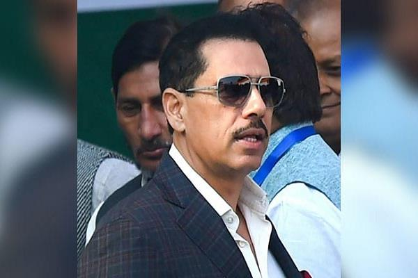 rejected from ed on vadra s plea for cancellation of money laundering case
