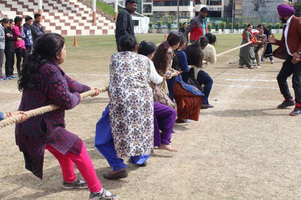 women day celebrated in katra