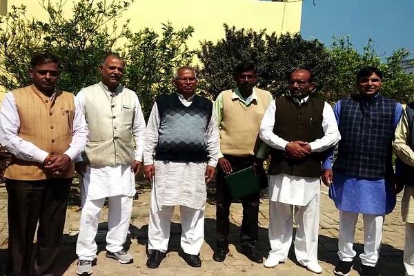 two bsp leaders joined bjp in gohana