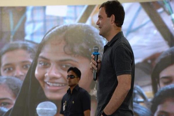 rahul gandhi s program then notice to stella maris college of chennai