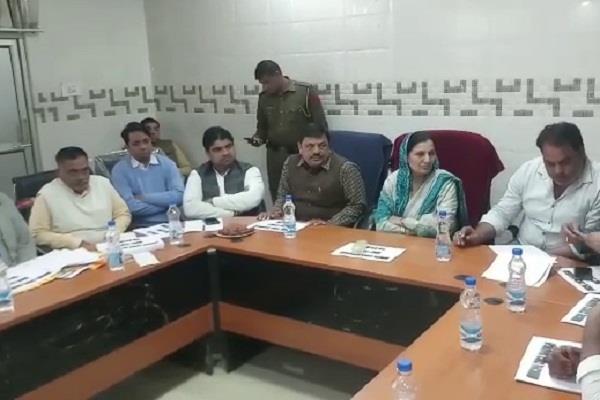 50 crore budget pass in bahadurgarh municipal council