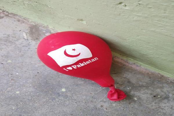 nagarota surian pakistan balloon people panic