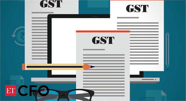 gst taxpayers liability by declaring the final summarized gst return form