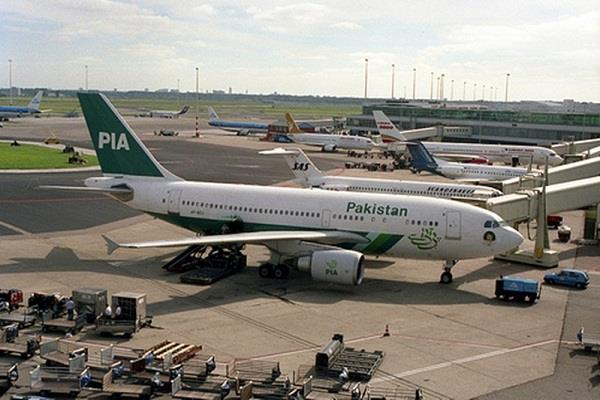 pakistan restored flights at all its airports