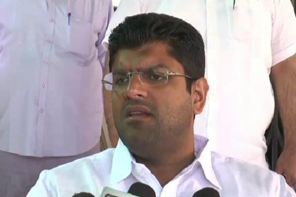 dusantant chautala to contest from hisar as jsp candidate