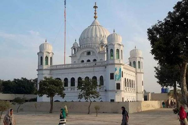 pakistan will go on march 14 to discuss kartarpur draft agreement