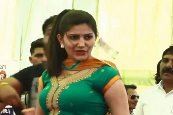 sapna chaudhary join the congress