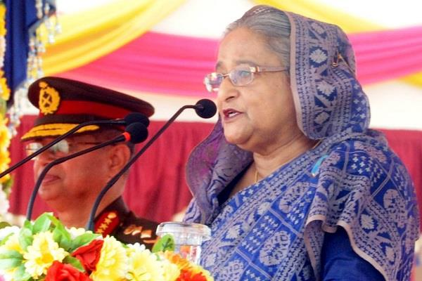 army constitution ready to protect sovereignty hasina