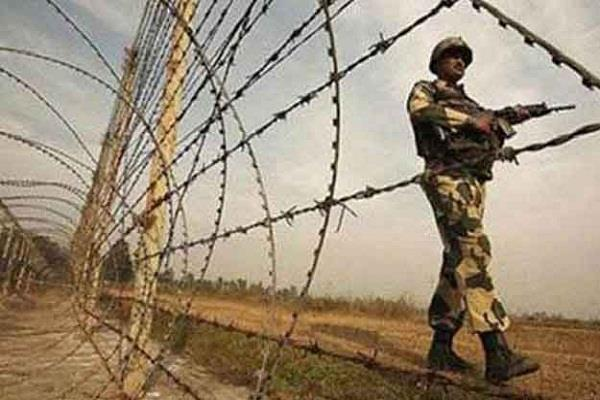 pakistan completely alert to loc army