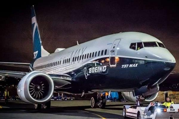 boeing 737 on max 8 banned in india