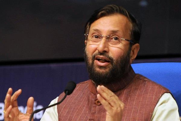 after the two phase polling it seems that the bjp will get 300 seats javadekar