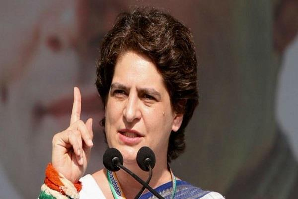 priyanka gandhi vadra to campaign in wayanad today