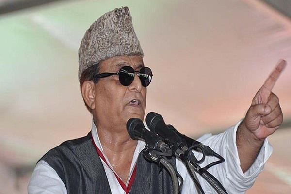 azam khan s statement to offend women dignity