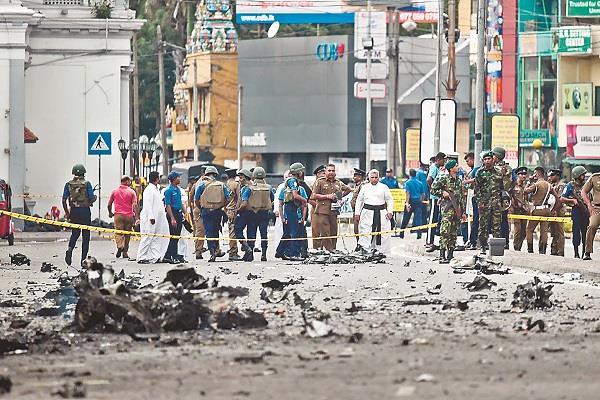 terrorist attack in sri lanka is not just  revenge action