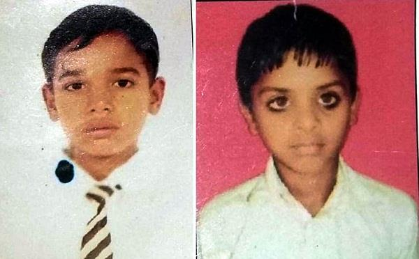 2 children drown in chandrabhan drain