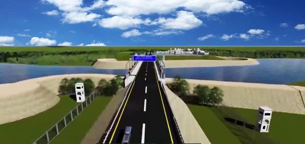 kartarpur sahib corridor india wants a bridge of 330 meters instead of the road