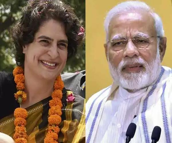 modi can not count on the achievement of his rule priyanka