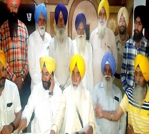 akali dal taksali speak against badal family