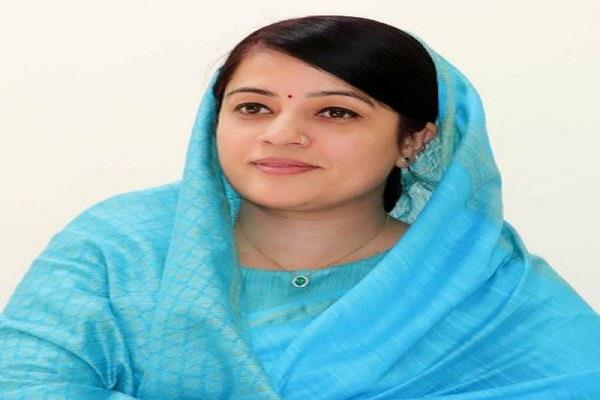 rita pathak s parents face difficulties district president resigns