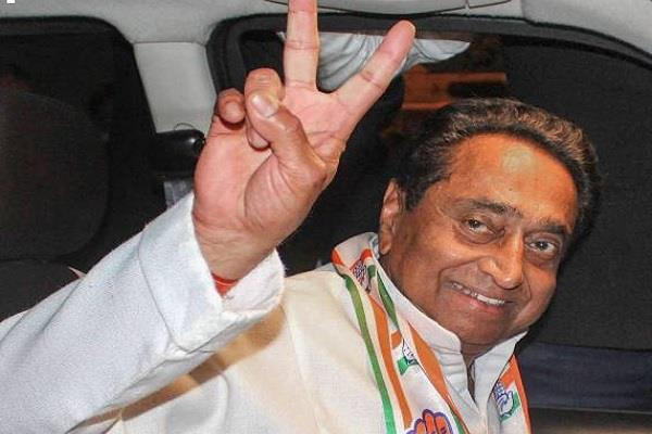 cm kamal nath ready to divide bjp s fortress