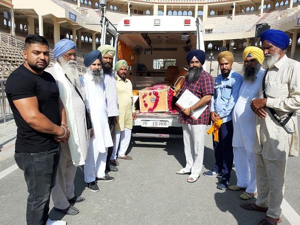 sikh devotee died in pakistan