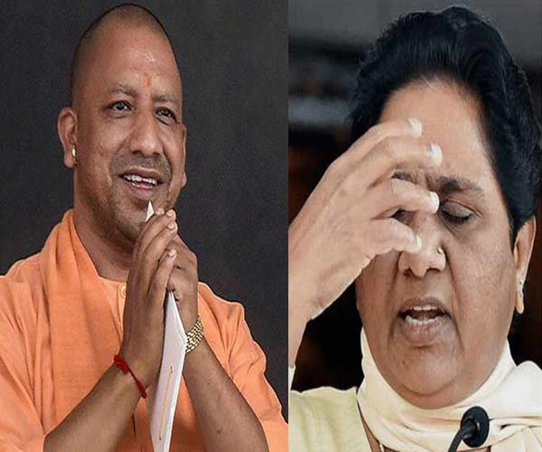 mayawati and yogi answer given by election commission