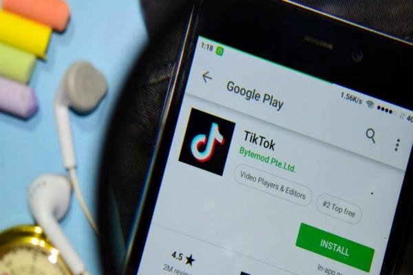 google blocked the tiktok app in india removed from playstore