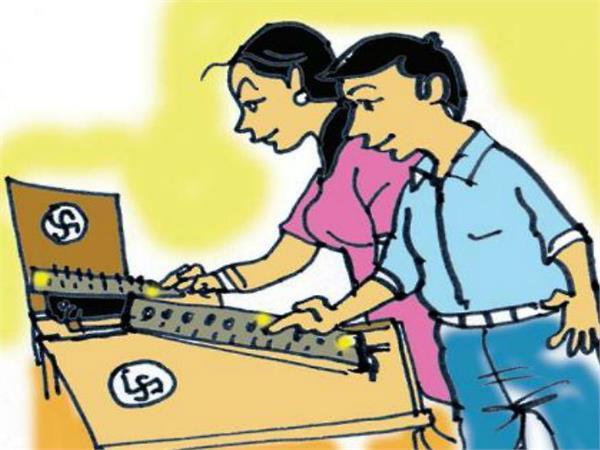 19433 polling stations for haryana lok sabha elections
