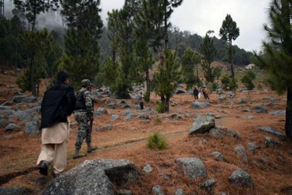 air strikes pakistan has shown balakot madarsa to media after 43 days