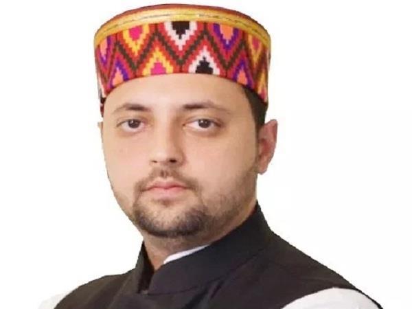 congress candidate ashar sharma