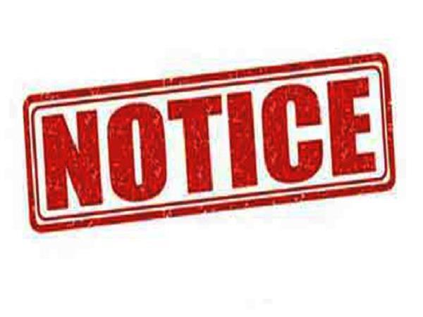 notice to the mining company of forlane construction company