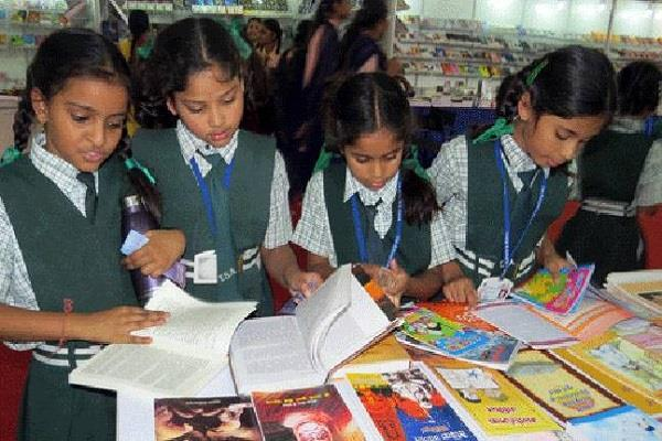 private schools openly selling books and uniforms