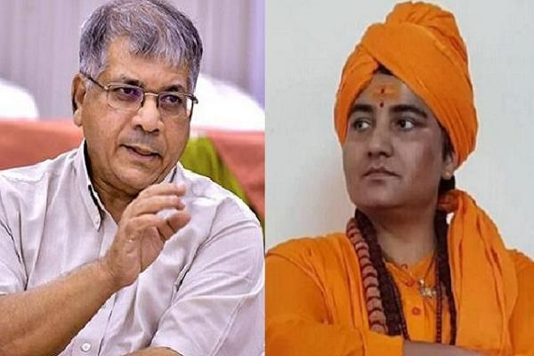 like kasab was a terrorist sadhvi pragya is also a terrorist