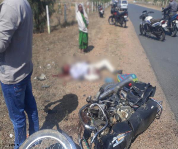 3 people including 2 brothers died in road accidents in pratapgarh