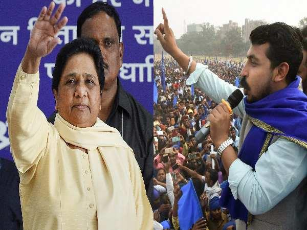bhim is a well wisher of dalits not bsp chandrasekhar