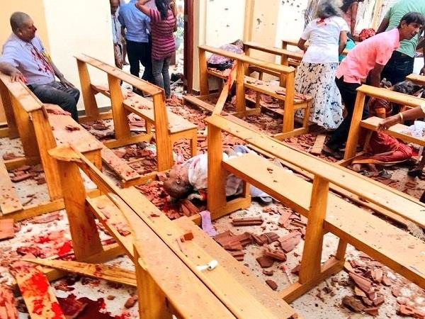 sri lanka serial blast in colombo